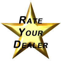 Rate Your Dealer